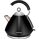 more details on Morphy Richards 102252 Accents Pyramid Kettle - Black.