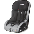 more details on Casualplay Multi Fix Group 1,2,3 Car Seat - Black and Grey.