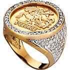 Buy Sovereign Men S Fashion Rings At Argos Co Uk Your