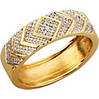 more details on 9ct Gold 0.20ct Diamond Commitment Ring.