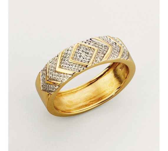 Commitment Ring at Argos.co.uk - Your Online Shop for Mens wedding ...