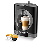 more details on NESCAFE Dolce Gusto Oblo Manual Coffee Machine- Black.