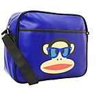 more details on Paul Frank Julius Monkey Glasses Despatch Bag - Blue.