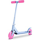 more details on Zinc Style-a-Ride Non-Folding Pink In-Line Scooter.