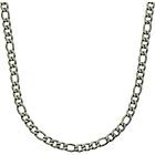 more details on Stainless Steel Figaro Chain.