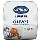 more details on Silentnight Essentials 13.5 Tog Duvet - Double.