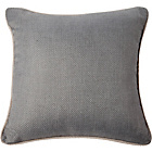 more details on Heart of House Hudson Textured Cushion - Charcoal.