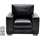 more details on Heart of House Eton Leather Chair - Black.