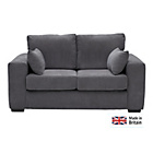 more details on Heart of House Eton Regular Fabric Sofa - Charcoal.