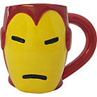 more details on The Avengers Iron Man 3D Mug.
