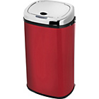 more details on Morphy Richards 42 Litre Sensor Bin - Red.