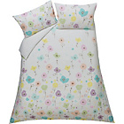 more details on Confetti Floral Multicoloured Bedding Set - Double.