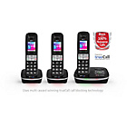 more details on BT 8500 Cordless Telephone with Answer Machine - Triple.