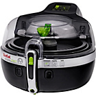 more details on Tefal YV960140 Actifry 2-in-1 Fryer - Black.