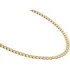 more details on 9ct Gold Solid Curb Chain.