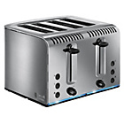more details on Russell Hobbs 20750 Buckingham 4 SliceToaster - St/Steel.