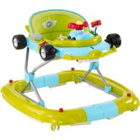 MyChild F1 2 in 1 Baby Walker (Go Go Green)