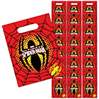 more details on Spider-Man Party Loot Bags - Pack of 24.