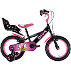 more details on Townsend Diva 9 Inch Kids' Bike - Girls'.
