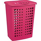 more details on ColourMatch Laundry Hamper - Funky Fuchsia.