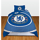 more details on Chelsea FC Bullseye Duvet Cover - Single.