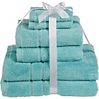 more details on Zero Twist 6 Piece Towel Bale - Duck Egg.