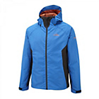 more details on Bear Grylls Men's Waterproof Shell Jacket ‑ Blue and Black.