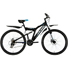 more details on Boss Stealth 26 Inch Steel FS Mountain Bike - Men's.