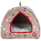 more details on Petface Kitten Igloo Cat Bed.