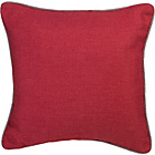 more details on Heart of House Hudson Textured Cushion - Cranberry.