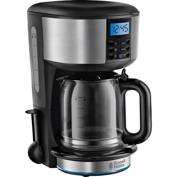 Argos Coffee Maker With Timer : Buy Russell Hobbs 20680 Buckingham Coffee Maker Stainless Steel at Argos.co.uk - Your Online ...