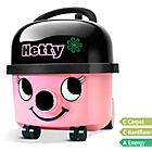 more details on Hetty HET 200-A2 Bagged Cylinder Vacuum Cleaner.