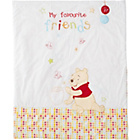 more details on Disney Winnie the Pooh Quilt & Bumper Set - White.