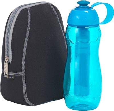 Coolgear Lunch Bag and Bottle