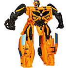 more details on Transformers Age of Extinction Mega One Step Bumblebee