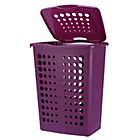 more details on ColourMatch Laundry Hamper - Purple Fizz.