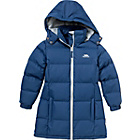 more details on Trespass Girls' Navy Tiffy Padded Jacket.