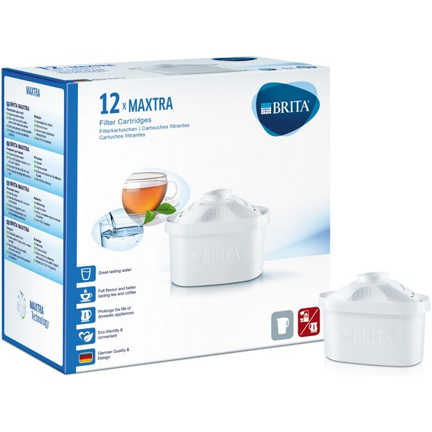 buy brita maxtra water filter cartridges 12 pack at your online shop for water. Black Bedroom Furniture Sets. Home Design Ideas