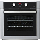 more details on Hygena AE6BMS Single Electric Oven - Stainless Steel/Exp Del