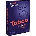 more details on Taboo Board Game from Hasbro Gaming