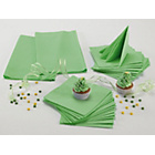 more details on Solid Colours Tableware Top-Up Kit - Lime Green.