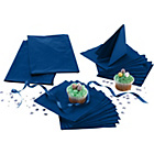 more details on Solid Colours Tableware Top-Up Kit - Navy Blue.