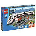 more details on LEGO City High Speed Passenger Train - 60051.