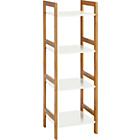 more details on Habitat Drew Shelving Unit - Bamboo.