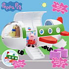 more details on Peppa Pig Holiday Jet.