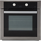 more details on Hygena AE6BSMP Single Electric Fan Oven - Exp Del