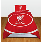 more details on Liverpool FC Bullseye Duvet Cover - Single.