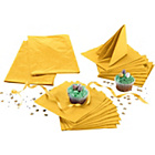 more details on Solid Colours Tableware Top-Up Kit - Sunflower Yellow.