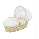 more details on Obaby B is for Bear Moses Basket - White.