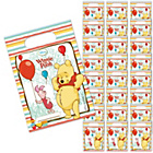 more details on Disney Winnie the Pooh Sweet Treats Party Loot Bags 24 Pack.